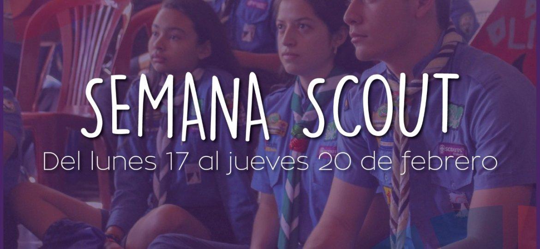 Semana Scout - 2020