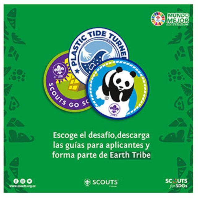 Earth Tribe - Guía para dirigentes
