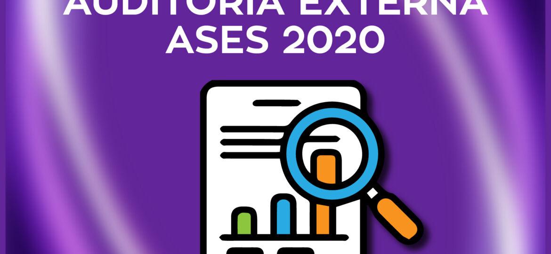 Dictamen de Auditoría Externa a la ASES - 2020
