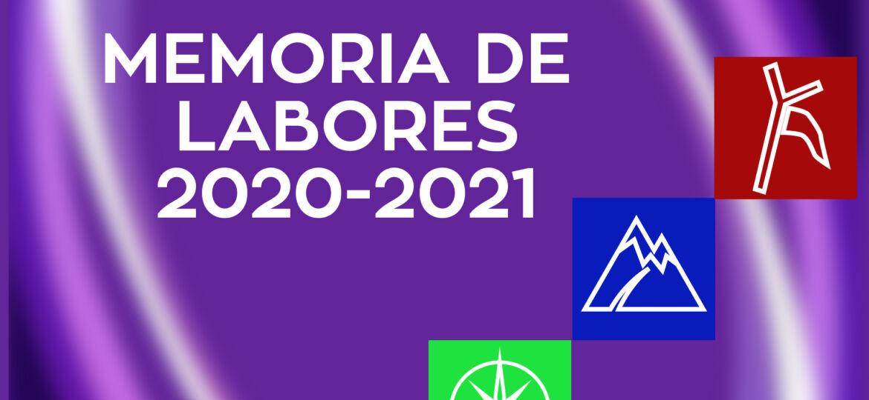 Memoria de Labores 2020 - 2021